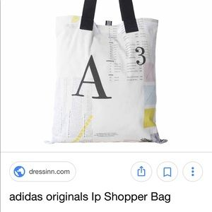 adidas Bags   Originals Ip Shopper Bag   Poshmark 5010291929